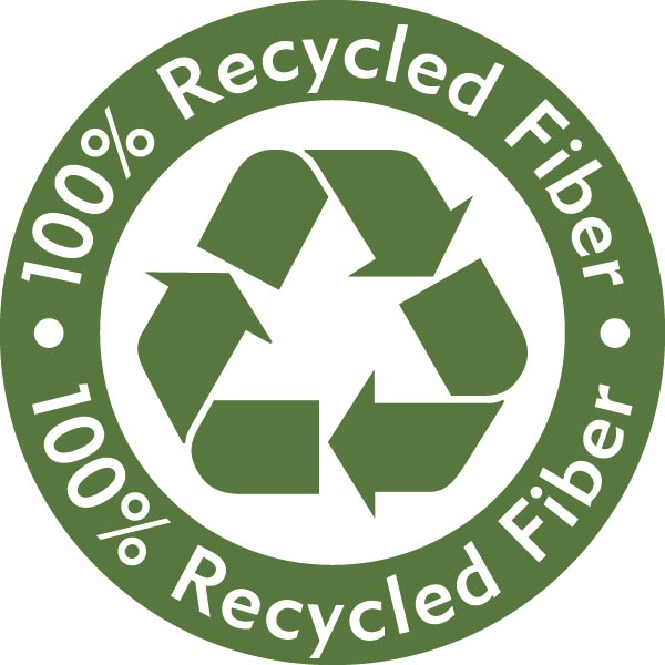 100_Recycled logo
